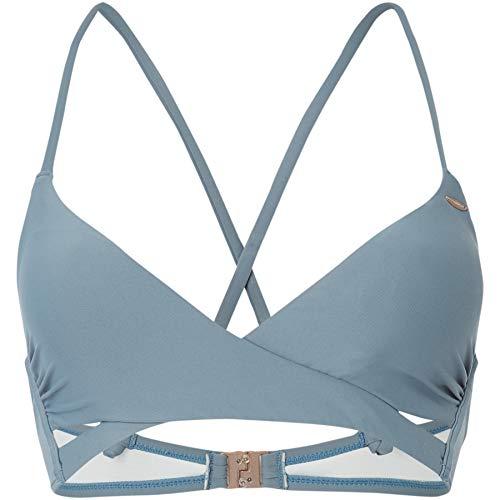 O'Neill Damen PW Baay Mix Bikini Top, Grün (Eucalyptus), 34