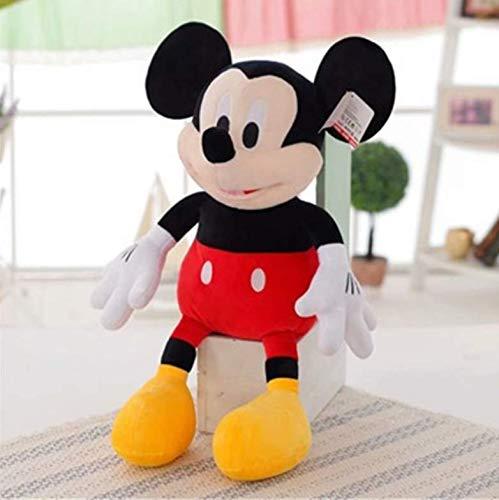 WFORGETT Plüschtier, Mickey Mouse Minnie Donald Duck Daisy Plüschtiere Netter doof Hund Pluto Hund Stofftiere Kinder Geschenk -