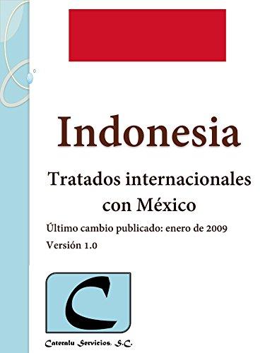 Indonesia - Tratados Internacionales con México