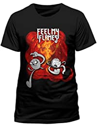 Official Licensed Merchandise Adventure Time Flame Princess Unisex T-Shirt Tee