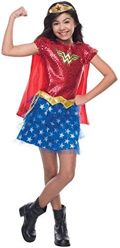 Rubies Sparkle Supergirl Tutu Dress Costume (Tutu Supergirl Kind Kostüm)