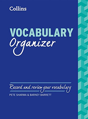 Vocabulary Organizer (Collins Academic Skills ) por Pete Sharma
