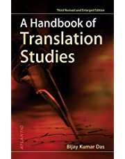 A Handbook of Translation Studies