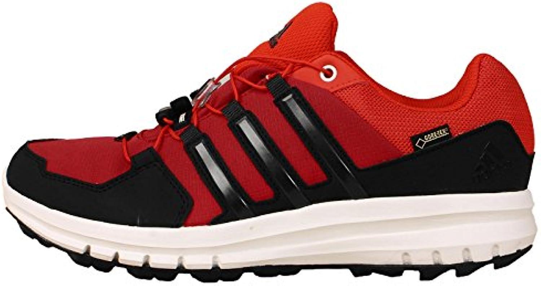 adidas duramon randonnée, cross chaussures de randonnée, duramon messieurs x, gtx rouge / noir taille 43 1 / 3 2014 8d0630