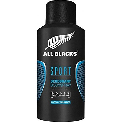 ALL BLACKS Déodorant rugby Sport