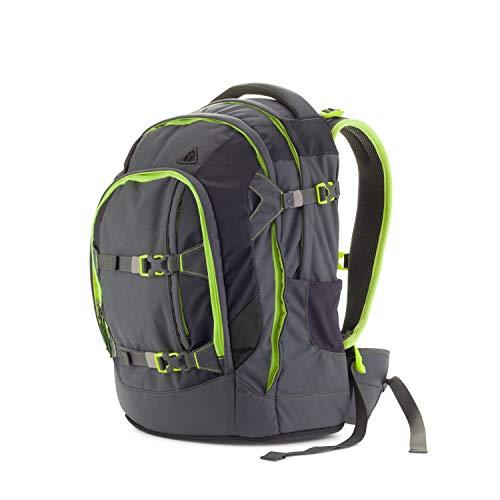 Satch Schulrucksack Pack Phantom 802 grün-grau - 2