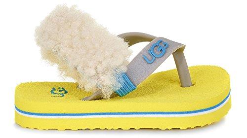 Ugg Kids Yia II Neon Flip Flop