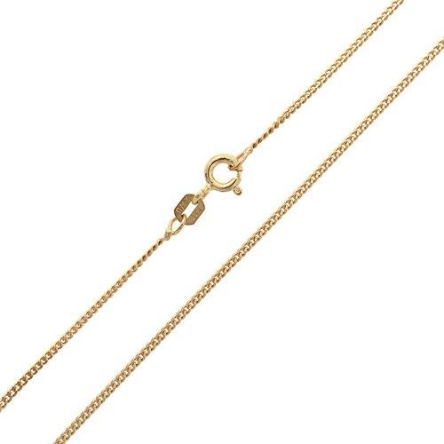 Einfache Miami Kubanischen Kinnkette Kette Halskette Für