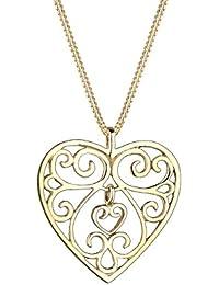 Goldhimmel - Collier court Ornament - Argent 925 - 0109763014