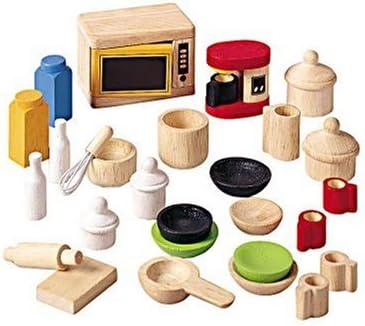 Plan Toys - PT9406 - Jeu d'imitation - - - Accessoires pour la Cuisine   De Gagner Une Grande Admiration  32ab7a