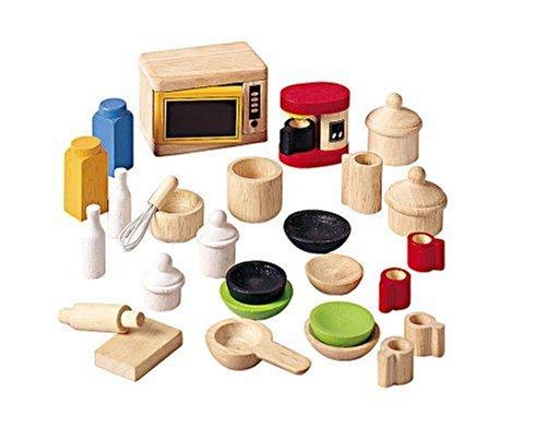 Plan Toys 39940610 - Zubehör für Küche und Esszimmer