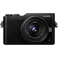 Panasonic Lumix DC-GX800 + 12-32mm f/3.5-5.6 MILC 16MP Live MOS 4592 x 3448pixels Noir - Appareils photos numériques (16 MP, 4592 x 3448 pixels, Live MOS, 4K Ultra HD, Écran tactile, Noir)