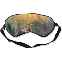 Sleep Eye Mask Fantasy World Ship Lightweight Soft Blindfold Adjustable Head Strap Eyeshade Travel Eyepatch E9 preisvergleich bei billige-tabletten.eu