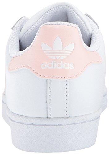 Adidas Originals Sneaker SuperstarFashion White/Ice Pink/Metallic Gold