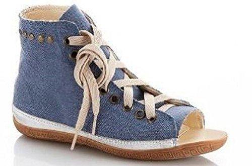 Rick  Schnürschuh, Chaussures de ville à lacets pour femme Bleu - Bleu