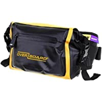 Overboard sacoche imperméable clair 3 L Jaune