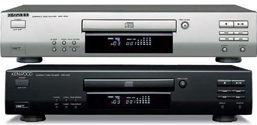 Kenwood DPF-1030 CD-Player schwarz (Cd-player Kenwood-portable)