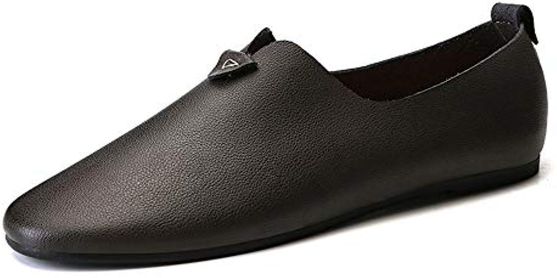Xiazhi-scarpe,,, Mocassini Uomo, Grigio (Grigio), 40 EU | Affidabile Reputazione  | Maschio/Ragazze Scarpa