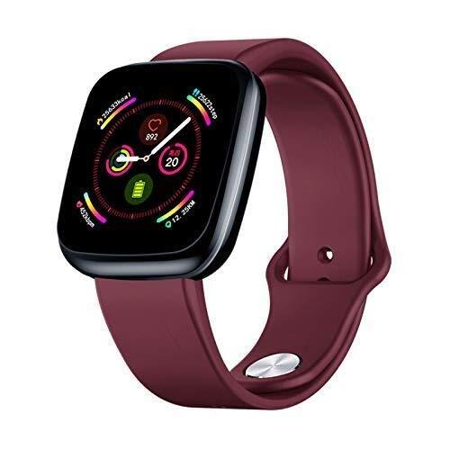 Reloj elegante, rastreador de ejercicios con monitor de ritmo cardíaco, Control de actividad con 1.3...