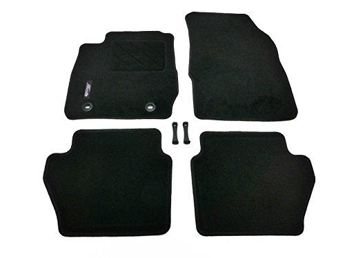 Preisvergleich Produktbild Original Ford Fiesta MK7 bis 02/2011 Fussmatten Satz 4 Teilig 1526897 NEU