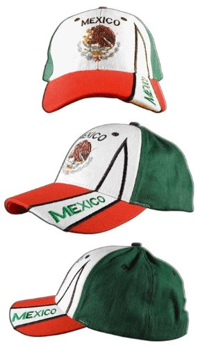 fan (Mexiko-baseball-cap)