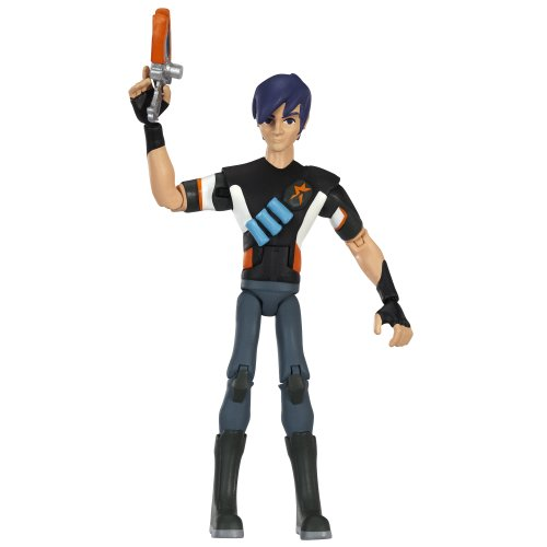 SLUGTERRA Eli 4 Action Figure by SLUGTERRA