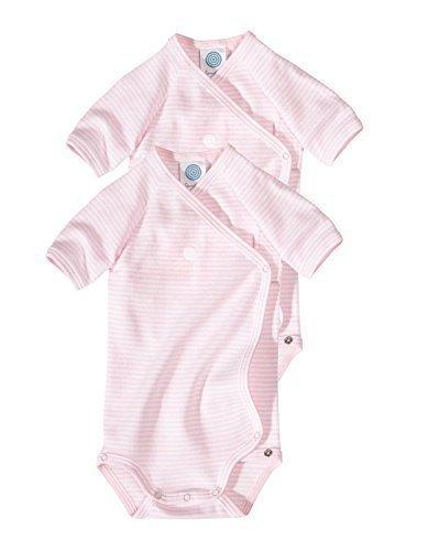 Sanetta WiBody 1/2 A.Motivo FR-RI 320448 bebé - NiñA Babybekleidung/ Ropa interior/ Bodys - algodón, agua de rosas 3508, 100% algodón, bebé-niñas, 56