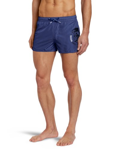 Diesel Herren CEMS Shorts, Navy, Large