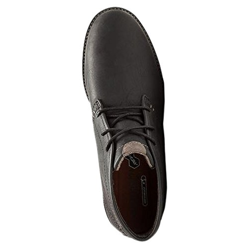 Dunham REVdash Chukka Boots (12 M, Taupe) Black