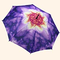 Galleria Auto Folding Umbrella - Butterfly Mountain