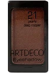 Artdeco La Palette de Fards à Paupières aux Multiples Facettes 21 Pearly Deep Copper 9 g