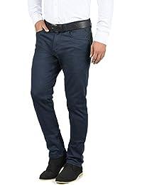 Blend Saturn Herren Chino Hose Stoffhose aus Stretch-Material Regular Fit
