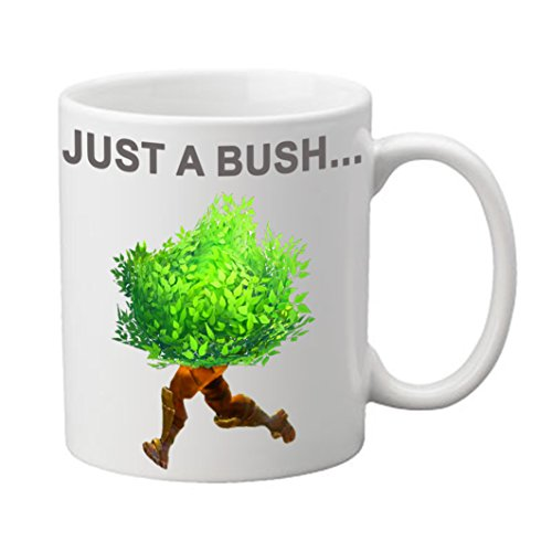 Just a bush Fortnite Mug