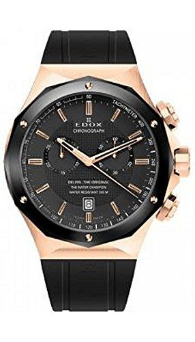 Edox Delfin orologi uomo 10107-37RNCA-GIR
