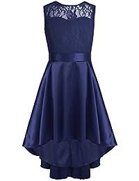 Blaues kleid 116
