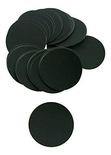 100 x almohadillas cristal almohadillas paños de recambio para Derma seta pelo removedor