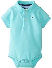 Tommy Hilfiger Baby Boys' Short Sleeve Ivy Bodysuit