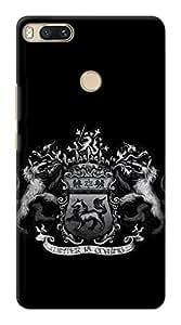 Mott2 Back Case for Xioami MiA1 | Xioami MiA1Back Cover | Xioami MiA1 Back Case - Printed Designer Hard Plastic Case - Game Of Thrones theme