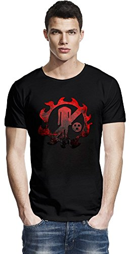New Fishman Pirates Logo T-shirt Edge Raw X-Large