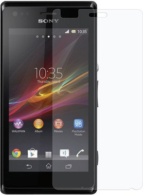 Tempered Glass Screen Guard for Sony Xperia M