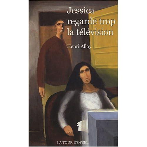 Jessica regarde trop la télévision