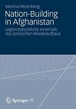 Nation-Building in Afghanistan hier kaufen