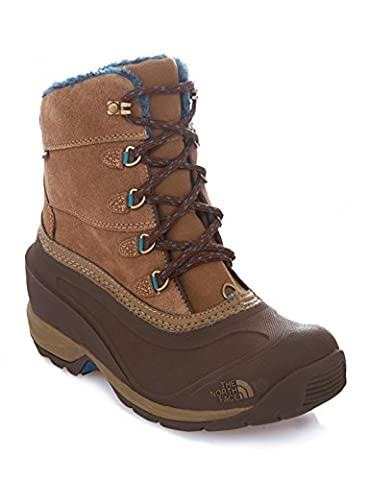 The North Face Hedgehog Hike Mid Gore-tex, Damen Schneestiefel, Mehrfarbig