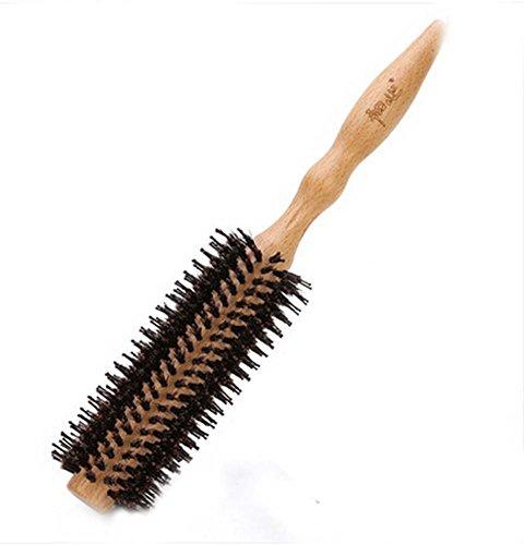 Hétéro Grand refroidissement Bloc Peigne Cheveux frisés Anti statique Massage Co