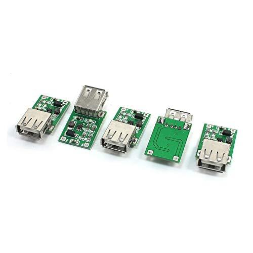 ZYCX123 Professionale convertitore DC-DC Step Up Boost modulo 600MA USB Charger 0.9V-5V modulo di Alimentazione Verde