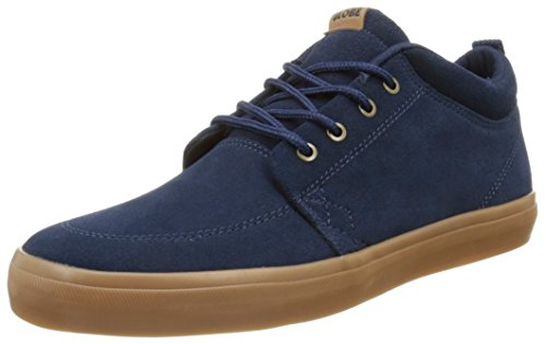 Globe GS Chukka, Sneakers Basses mixte adulte BLEU (NAVY/GUM)