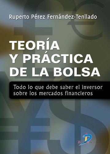 TEORIA Y PRACTICA DE LA BOLSA por Tenllado, Fernández Pérez