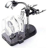 Magnifying Glasses JFW- 2.5X 5X 16X Lupa Lámpara de Escritorio Lámpara LED Lupa Lupa