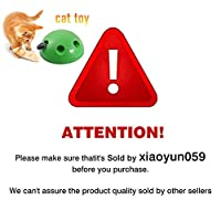 Cat Toy Pet Play Toys, Mouse Interactive Cat Toy Automatic Tease Cat Toy Funny Carnival Game Kitty Cat, Pet Entertainment Pet Exercise Chase Toy for Cats and Dogs
