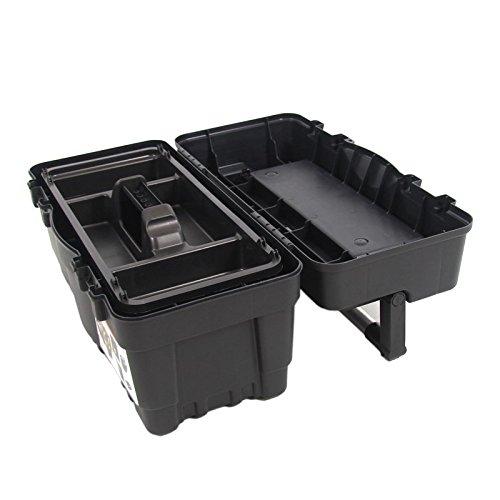 Kunststoff Werkzeugkoffer Formula RS ALU 700 Soft, 59,5x29cm Kasten Werzeugkiste Sortimentskasten Werkzeugkasten Anglerkoffer - 6